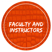 faculty and instructors